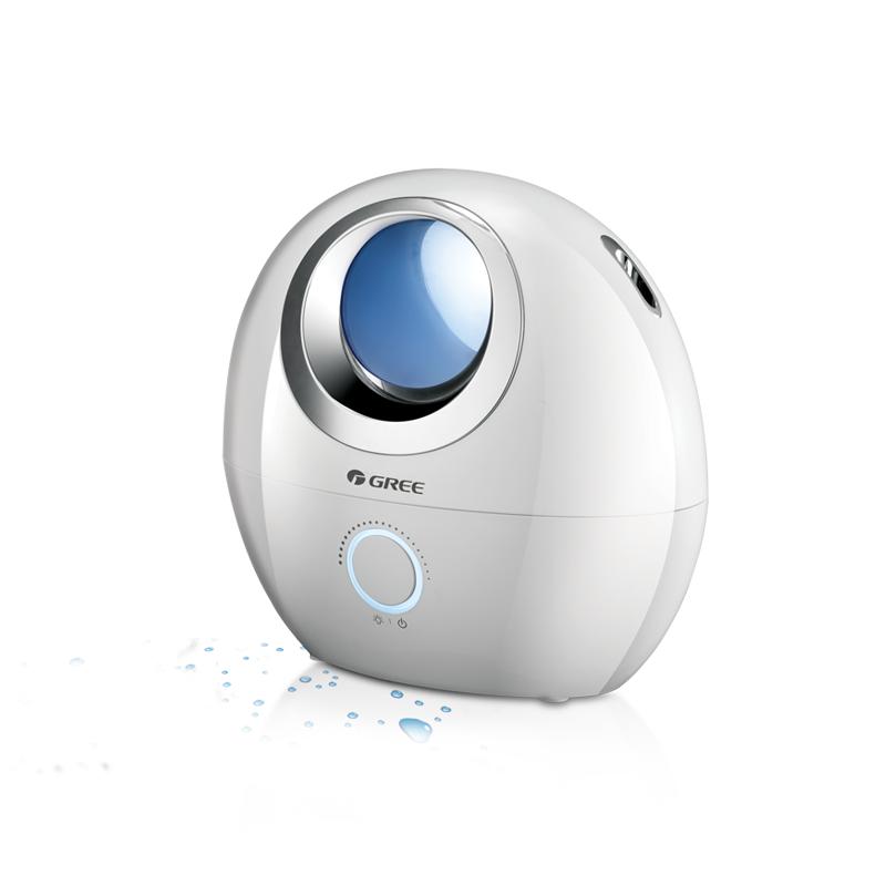 格力加湿器家用静音办公室卧室孕妇婴儿负离子空气香熏迷你增湿器