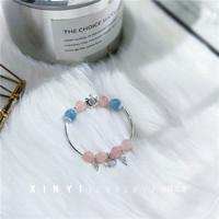 海蓝宝手环