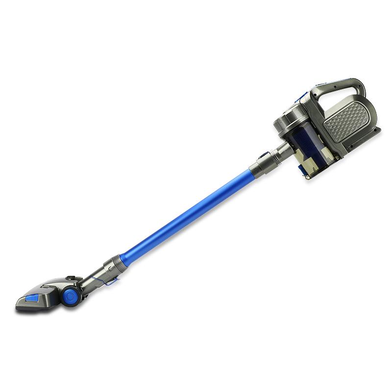 乐尔玛无线吸尘器家用手持推杆迷你静音小型强力无绳充电机EC515