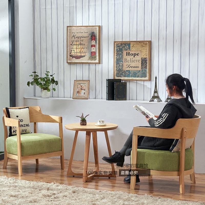 奶茶店沙发桌椅休闲