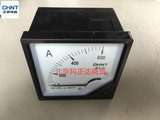 Zhengtai Installation current meter pointer current meter current measuring meter 6L2-A 600/5A genuine