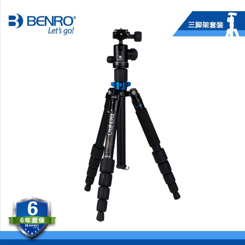 三脚架 百诺A0292TB00便携微单扫街单反相机轻便摄影三角架云台