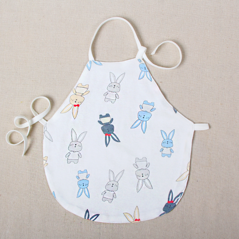 2条装婴儿肚兜兜纯棉 夏季薄款宝宝护肚围肚脐儿童护肚子四季通用