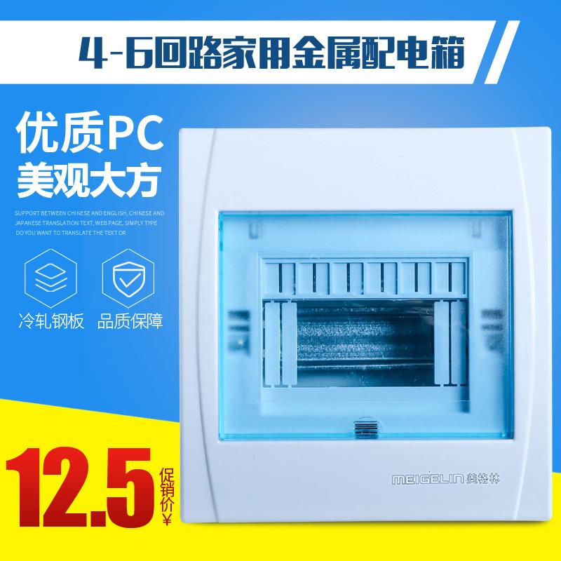 Коробки для электрощитков Артикул 550432370899