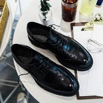 奥康男鞋秋冬季断码男鞋男单鞋皮鞋日常商务舒适男特惠