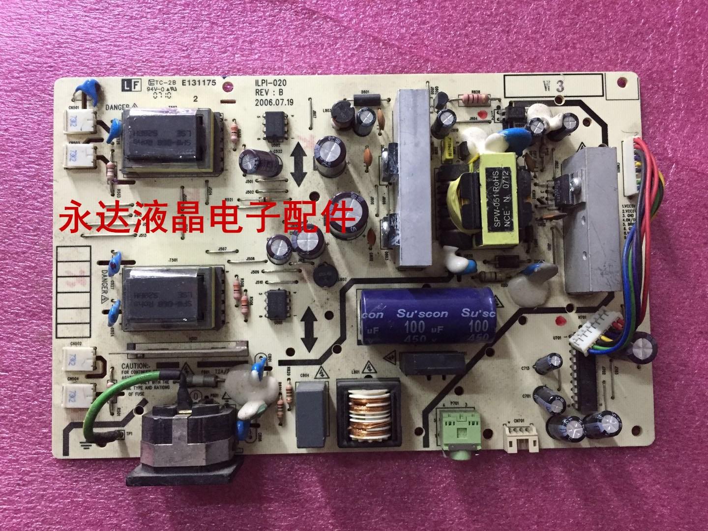 原装拆机 ViewSonic/优派VA703m 电源板VS11359 ILPI-020