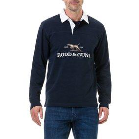 包税代购2018 Rodd & Gunn 男士   合体款衫