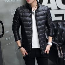 Zheng Brand Xuan Yao Nike Tai Short Down Garment Men's Standing Collar Men's Light Down Garment Men's Young Men's Hat Big