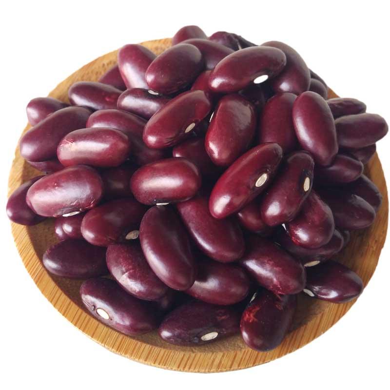 贵州土特产紫豆大红豆红腰豆老品种紫豆农家自产山里农家货