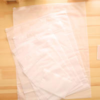 Underwear suit clothes storage bag sorting bag Liu Tao with paragraph sealed transparent bag travel household items