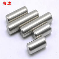 304 stainless steel GB119 cylindrical pin positioning pin nail M1.5 M2 M2.5 M3 M4 M5 M6 M8M10