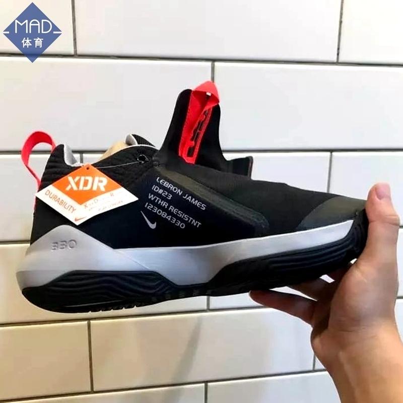 现货NIKE耐克Ambassador XI詹姆斯使节11实战篮球鞋男AO2920-001