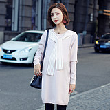 Pregnant women's jacket Spring and Autumn long sleeve jacket Pregnant women's clothing Spring and Summer Korean version of loose medium and long autumn knitted sweater