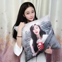 Photo hug pillow custom to map custom live-action can print double-sided picture couple custom humanoid diy gift