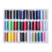 Jia Yi flagship home sewing thread sewing thread box 39 color sewing thread sewing accessories wire package
