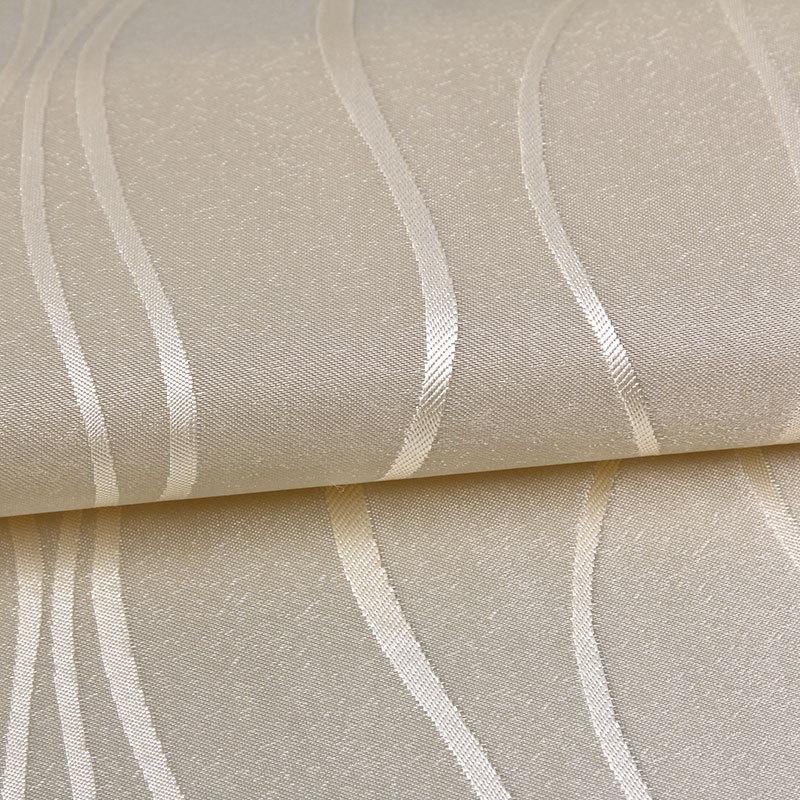 蒂凡茜现代简约酒店别墅工程家装壁布提花无缝墙布29号