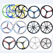 26 inch one wheel set magnesium alloy mountain bike wheel Palin quick release 24 front and rear wheel dead fly road 700C