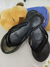 Slippers Myanmar Slippers Men and Women's Slippers Old Myanmar Flippers Myanmar Crab brand Flippers package mail