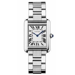 卡地亚Cartier手表 坦克系列时尚女表W5200013