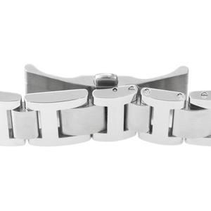 全球联保 卡地亚Cartier 卡历博系列精钢机械男士手表W7100016