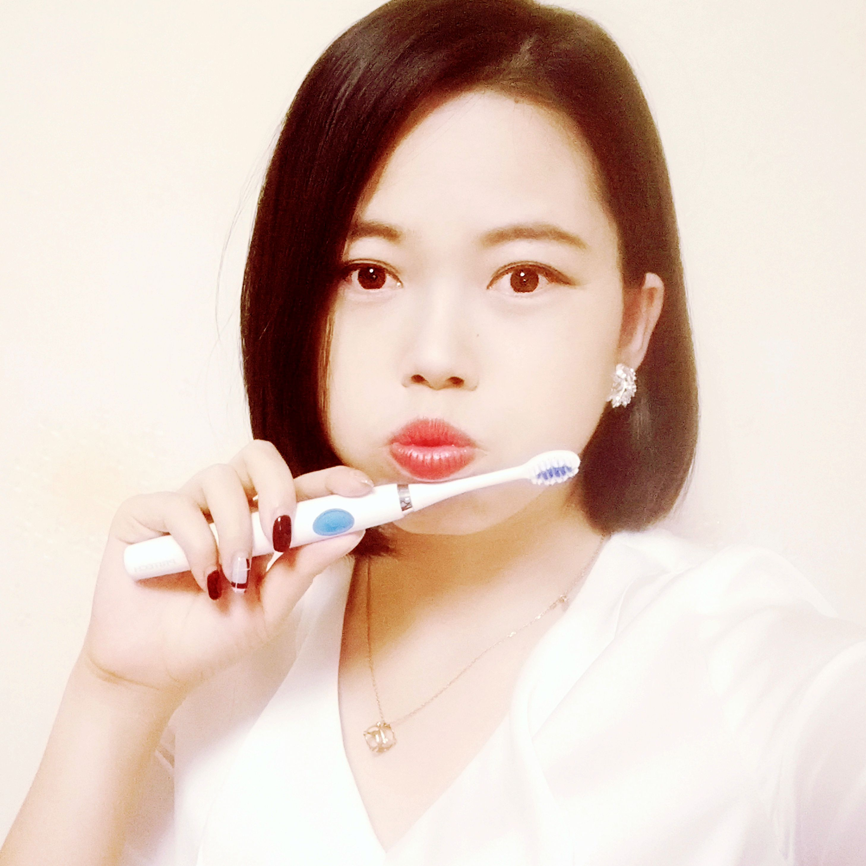 Pritech匹奇电动牙刷声波震动防水电动牙刷杜邦刷毛可换刷头