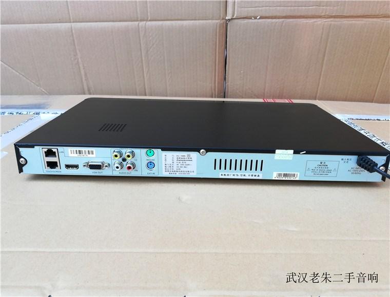 二手 歌神 家用高清单机版点歌机 家庭KTV网络机顶盒 2T硬盘