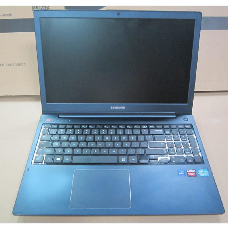 三星470R5E超薄宝石蓝I7固态白便捷商务本cad无线二手笔记本电脑