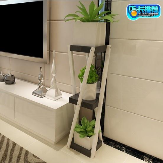 花架客廳現代簡約多功能