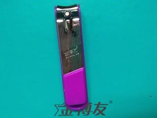 金博友品牌锋利高档新款指甲刀指甲剪 碳钢指甲钳指甲刀 美甲工具