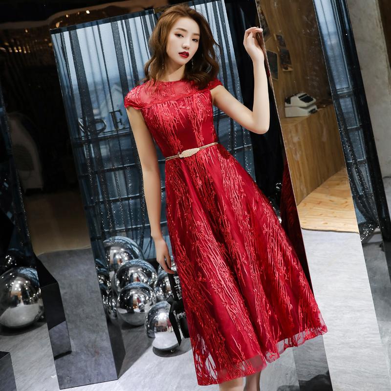 花婕妤HJY1857新娘礼服