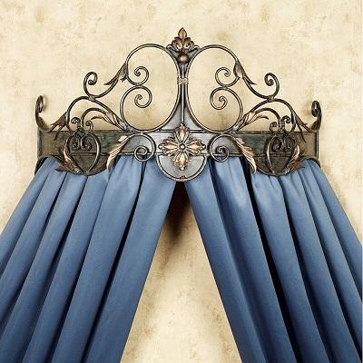皇冠床幔架