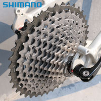 Shimano 7 mountain bike 24 speed 9 card flywheel 27 rotary 10 rear 6 gear 30 accessories 11xt ninety eight
