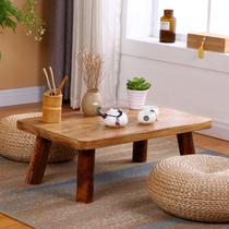 竹源溪楠竹炕桌榻榻米地台矮茶几飘窗桌阳台小矮桌方桌寝室电脑桌
