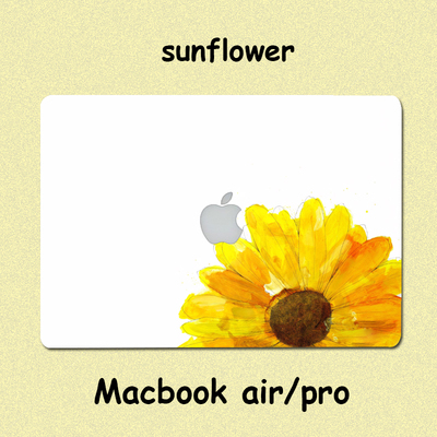 创意苹果笔记本贴膜全套macbook air 13寸pro电脑外壳贴纸个性DIY特价