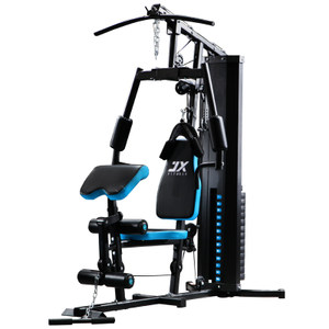 JX军霞综合训练器家用单人站大型组合力量健身器材多功能运动器械