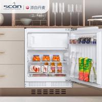 嵌入式小冰箱