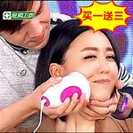瘦脸神器滚轮瘦脸器按摩V脸部按摩面部3D美容仪双下巴美容棒咬肌