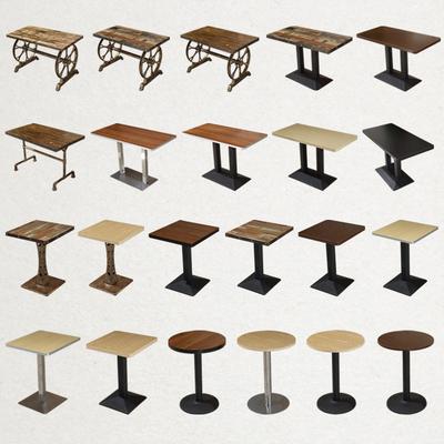 西餐店餐桌