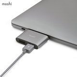Moshi Moss macbook converter Apple laptop mac transfer interface type-c connector