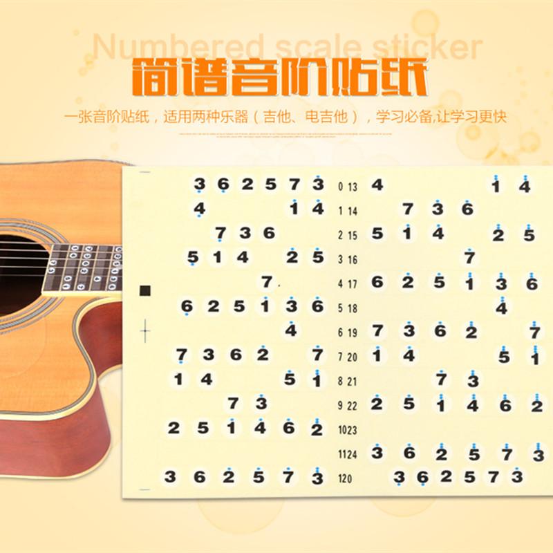 吉他自學教材