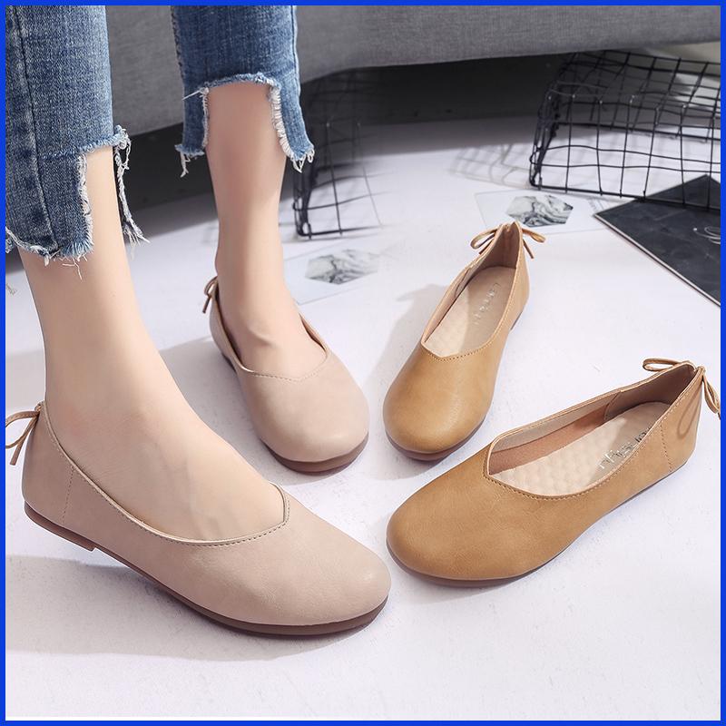 女款漆皮单鞋