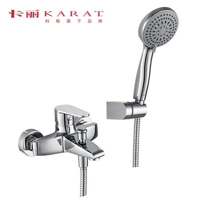 科勒旗下品牌卡丽SAPPHIRE沙菲挂墙式浴缸淋浴龙头花洒99364