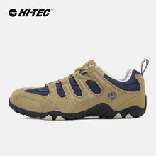 英国户外HITEC透气低帮耐磨户外男轻便休闲鞋O005551