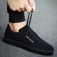 新款黑布鞋