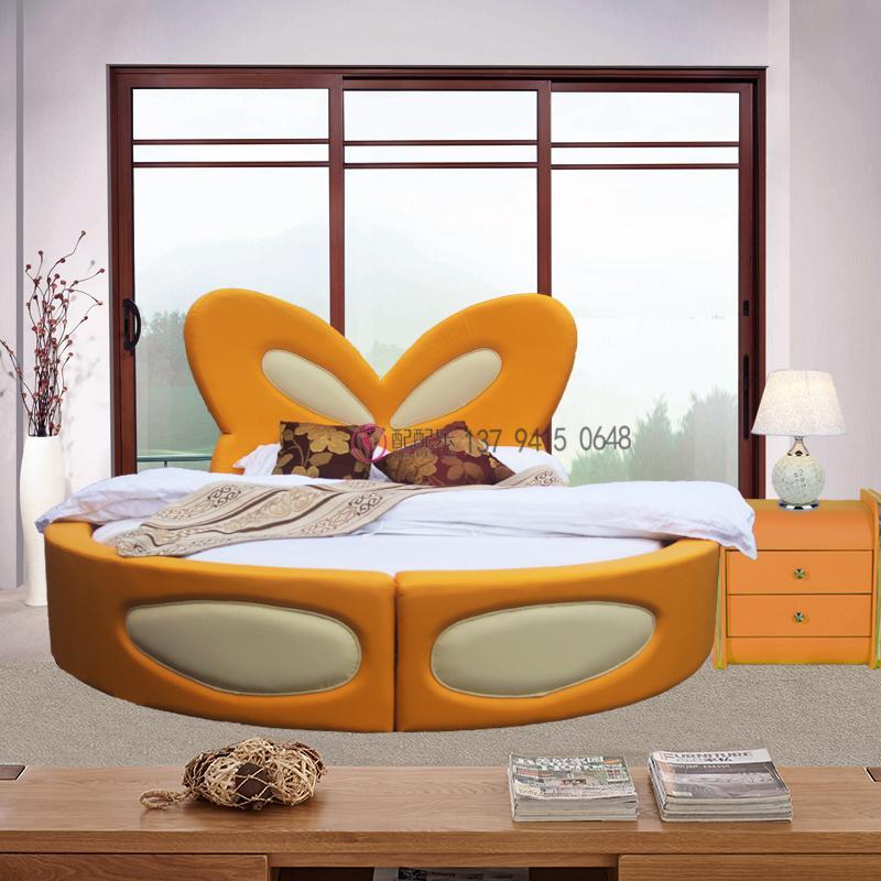 创意主题酒店床