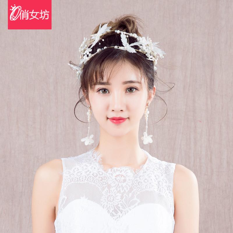 俏女坊TS328新娘礼服