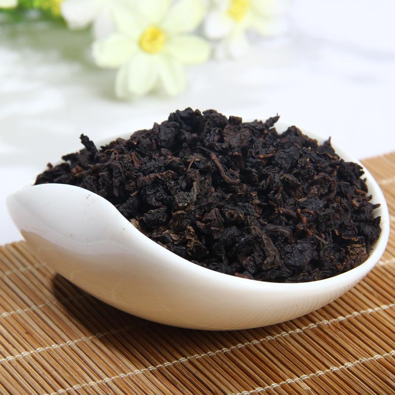 250g 油切黑乌龙茶特级浓香型炭焙黑乌龙茶叶盒装 黑乌龙茶 1 送 1 买