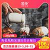 悠纯低温酸奶正宗8瓶200g上海记忆酸奶牧场原味酸牛奶陶瓷瓶整箱