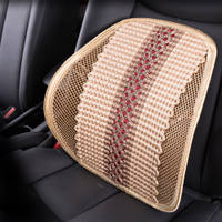 Car waist cushion breathable waist massage waist cushion office chair lumbar pillow pillow summer ice silk ventilation back
