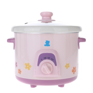 小白熊 bb煲电粥锅HL-0879宝宝煮粥锅 小电炖1.5升多功能电炖粥锅